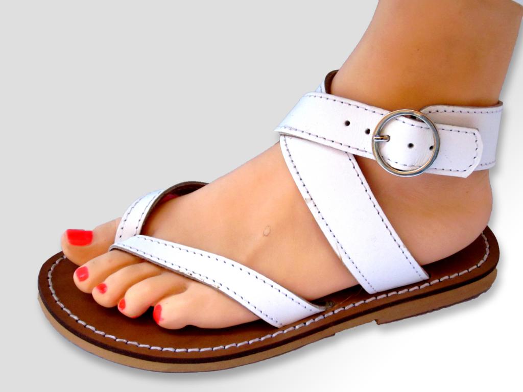 sandale cuir margot